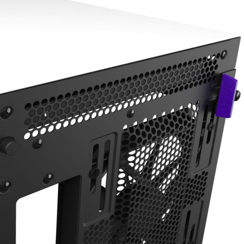 NZXT H710i mid ATX Tower White Case