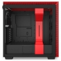 NZXT H710 mid ATX Tower Black,Red Case