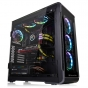 Thermaltake View 32 Tempered Glass RGB Edition mid-Tower Black Case