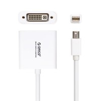 ORICO Mini Displayport to DVI Adapter with Built-in 10cm Data Cable
