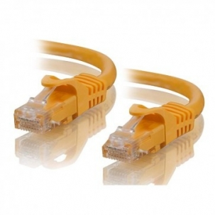 Network Cable - 1M RJ45M to RJ45M Cat6 Cable - YELLOW