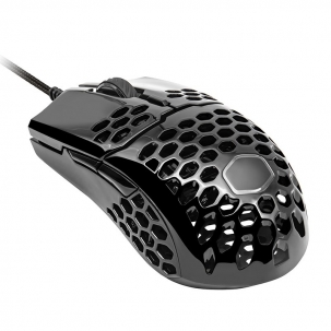 Cooler Master MasterMouse MM710 Optical Mouse, Glossy Black