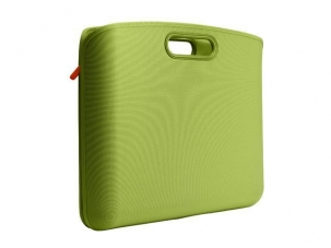 """Belkin Laptop@Home SleeveTop Case, supports up to 15.4"""" - Green"""